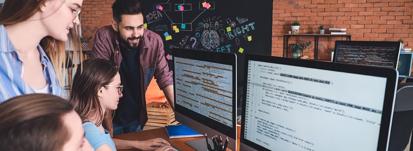 DBXAP – GUIシステム開発基盤で、内製化を支援します